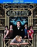 The Great Gatsby [Blu-ray 3D + Blu-ray] (Bilingual)