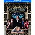 The Great Gatsby [Blu-ray 3D + Blu-ray] (Bilingual)