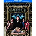 The Great Gatsby 3D (Bilingual) [Blu-ray 3D + Blu-ray + DVD + UltraViolet Digital Copy]