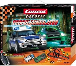 Carrera 62064 - GO!!! Verfolgungsjagd
