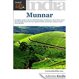 Munnar, Kerala, India (India Travel Guides) (English Edition)
