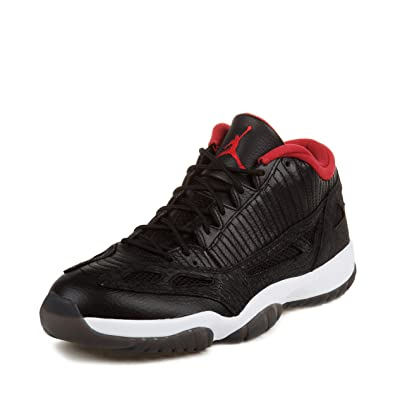 Nike Mens Air Jordan 11 Retro Low \\u0026amp;quot;Bred\\u0026amp;