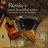 Russia's Most Beautiful Tunes The Stars Of St. Petersburg