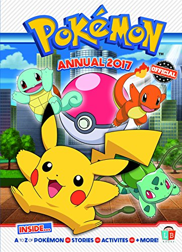 Pokemon Annual 2017 (2017 Annuals)