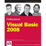 Professional Visual Basic 2008 (Programmer to Programmer)by Bill Evjen