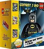 Coffret Lego Batman le film unité des super héros La grande aventure Lego La Ligue des Justiciers La Ligue Bizarro La Ligue des Justiciers Lattaque de la Légion Maudite Édition limitée Réveil Lego Batman
