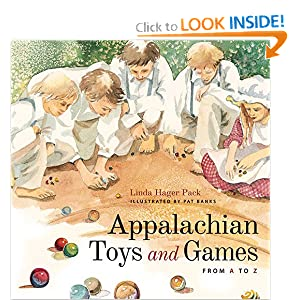 Appalachian Toys and Games from A to Z e-book