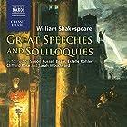 Great Speeches and Soliloquies Hörbuch von William Shakespeare Gesprochen von: Simon Russell Beale, Estelle Kohler