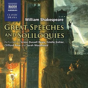 Great Speeches and Soliloquies Audiobook