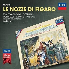 """Mozart: Le nozze di Figaro / Act 1 - """"Via resti servita"""" - """"Va l�, vecchia pedante"""""""