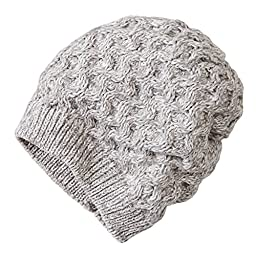 Hanna Andersson Baby Slouchy Hat, Size S (1-3 Years), Heather Grey