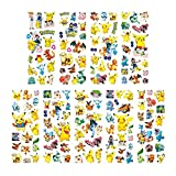SIX VANKA 9 Sheets of 3D Puffy Stickers for Kids, Boys and Girls (Color: B)