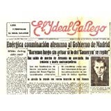 EL IDEAL GALLEGO. AÑO XX. N. 5151. 21-AGOSTO-1936.