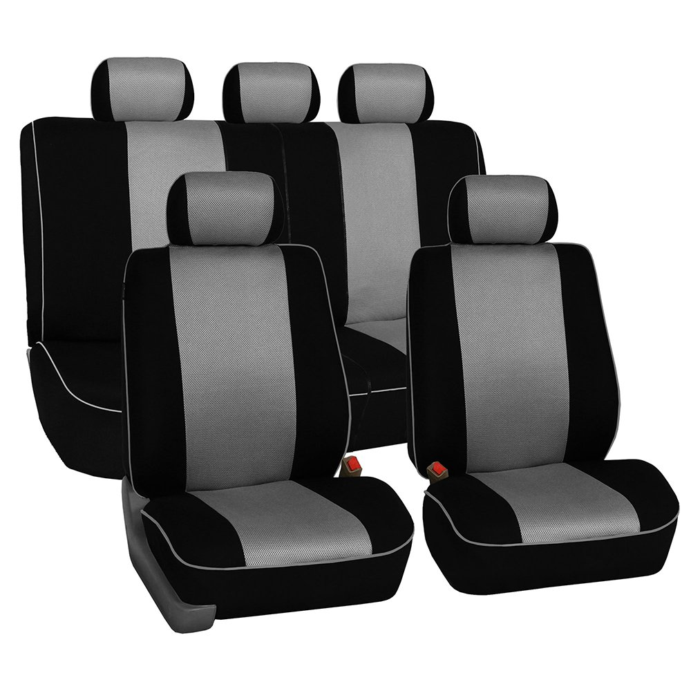 Sports Fabric Car Seat Covers