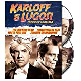 Karloff & Lugosi Horror Classics (The Walking Dead / Frankenstein 1970 / You'll Find Out / Zombies on Broadway)by Boris Karloff