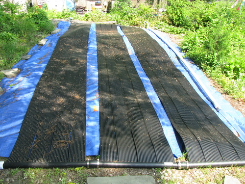SunHeater Solar Pool Heating System