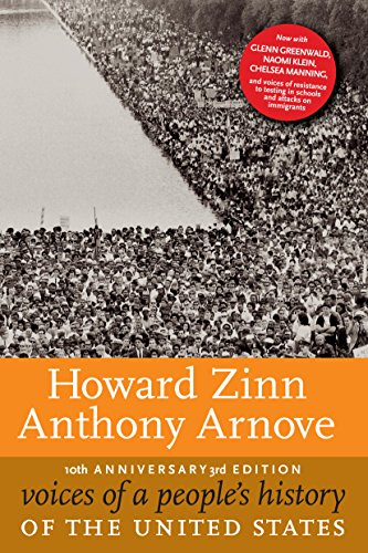 Howard Zinn  Anthony Arnove - Voices of a People's History of the United States, 10th Anniversary Edition