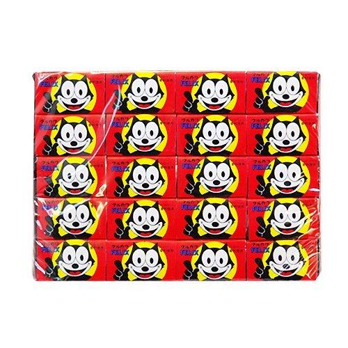 キャラクター 駄菓子 フィリックスガム (55個+当たり5個入) 当たり付きのガム