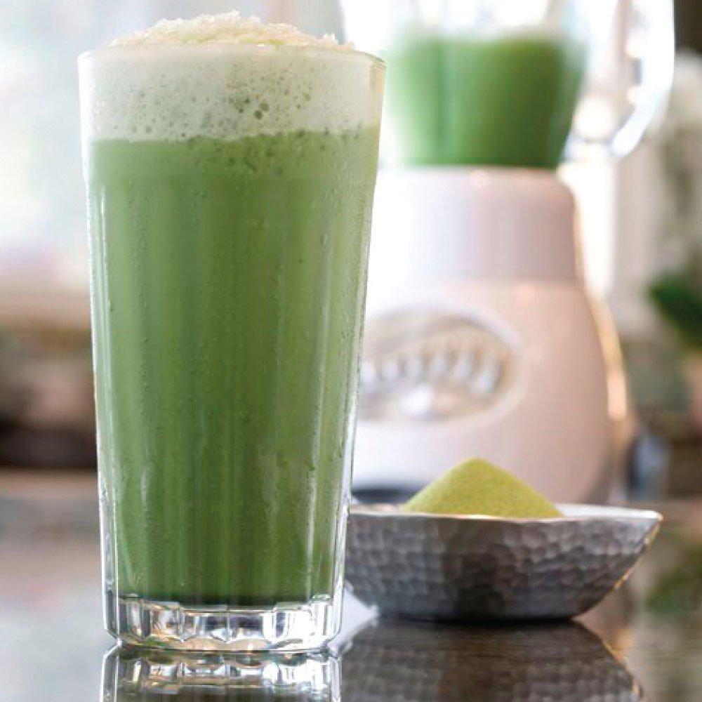 Tealyra - 3.50-ounce - Samurai Japanese Matcha Green Tea - Ceremonial Grade - Best Pure Matcha Powder - Organic - Kyoto, Japan - Best Healthy Drink - Hight Antioxidants - Energy Boost - 100g Bag