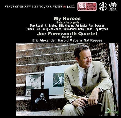 SACD : JOE FARNSWORTH - My Heroes