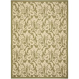 Amazon Safavieh Courtyard Collection CY6565 24 Green