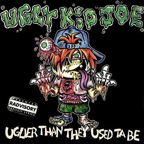 Uglier than They Used Ta Be (Digipack)