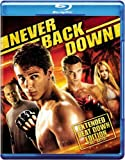 Image de Never Back Down [Blu-ray]