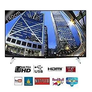 Continental edison 55k0416b3 smart tv UHD 4K 140cm (55'')
