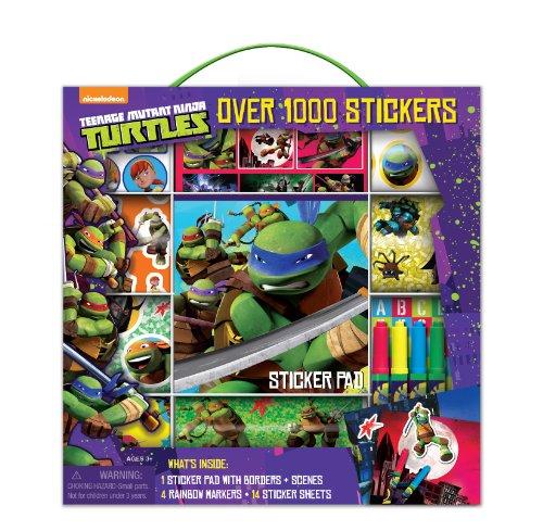 Bendon Bendon Teenage Mutant Ninja Turtles Sticker Box