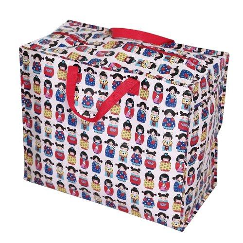Japanese Suki Design Reusable Shopping Laundry Bag