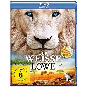 Der weiße Löwe (Prädikat: Wertvoll)  blu-ray