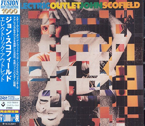 CD : JOHN SCOFIELD - Electric Outlet