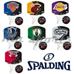 Spalding NBA Team mini basketball set
