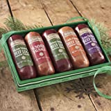 The Swiss Colony Five-Sausage Gift Box