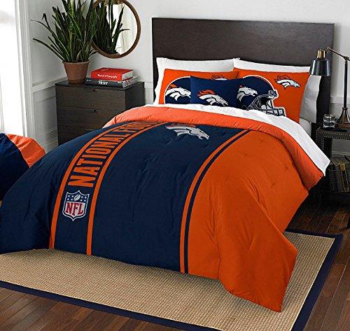 Denver broncos bedding price compare for Denver broncos bedroom ideas