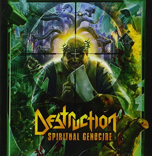 Destruction - All Hell Breaks Loose  The Antichrist - Zortam Music