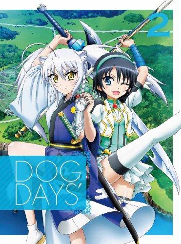 DOG DAYS´ 2(完全生産限定版) [Blu-ray]