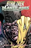 img - for Star Trek/Planet of the Apes: The Primate Directive book / textbook / text book