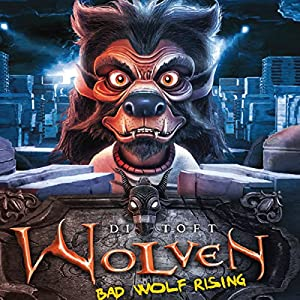 Wolven: Bad Wolf Rising Audiobook