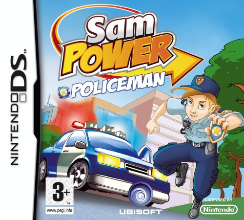 Sam Power: Policeman  (Nintendo DS)