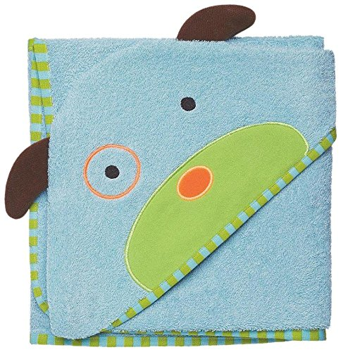 Skip Hop Toddler Towel - Dog - 1