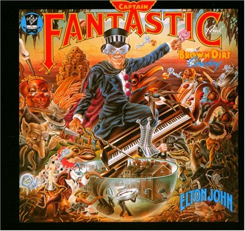 Elton John - Captain Fantastic and The Brown Dirt Cowboy (Deluxe Edition) - Zortam Music