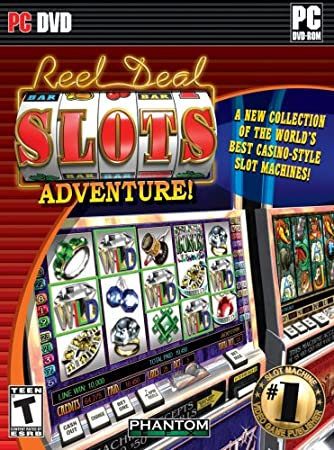 Reel Deal Slots The Adventure