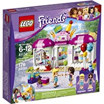 LEGO LEGO Friends Heartlake Party Shop 41132