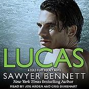 Lucas: Cold Fury Hockey Series, Book 8 | [Sawyer Bennett]