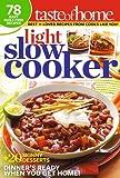 Taste of Home Light Slow Cooker