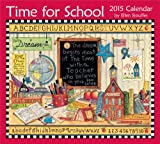 img - for Time for School 2015 Deluxe Wall Calendar book / textbook / text book
