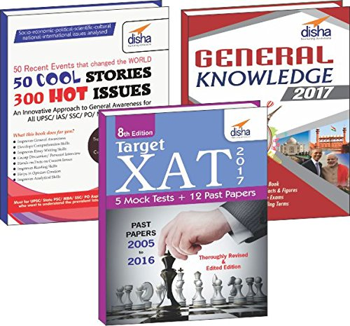 XAT Simplified (12 yrs Past Papers + 5 Mock Tests + General Awareness Gist/ Essays) 5th Edition