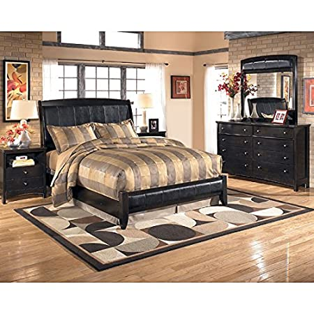 Harmony Platform Style Bedroom Set