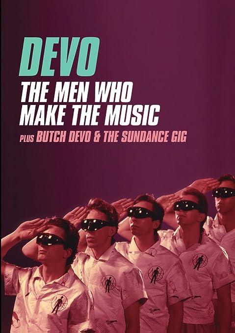 Devo – The Men Who Make the Music (DVD)